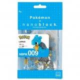 Nanoblock Pokémon - Laprass_