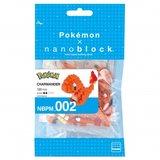 Nanoblock Pokémon - Charmander_