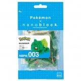Nanoblock Pokémon - Bulbasaur_