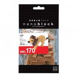 Nanoblock - Lion_