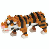 Nanoblock - Bengal tiger_