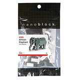 Nanoblock - African elephant_