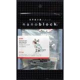 Nanoblock Cat - American shorthair_