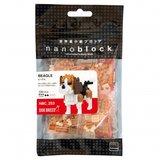 Nanoblock Dog - Beagle_