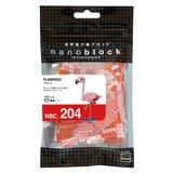 Nanoblock - Flamingo_