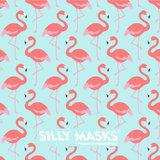 Silly Mask Sporty - Flamingo CHILDREN_