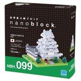 Nanoblock Monument - Himeji Castle Japan_