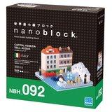 Nanoblock Monument - Capital Venezia Dell Acqua Italy_