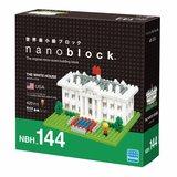 Nanoblock Monument - The White House USA_