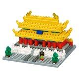 Nanoblock Monument - The Forbidden City China_
