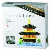 Nanoblock Monument - Kinkakuji Temple Japan _