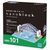 Nanoblock Monument - Sydney Harbour Bridge Australia_