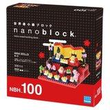 Nanoblock Monument - Hina Dolls Japan_
