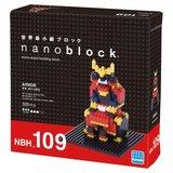 Nanoblock Monument - Samurai Armor Japan_