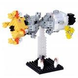 Nanoblock Vehicle - Lunar Landing_