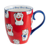 TDS – Kawaii Lucky Cat Mug_