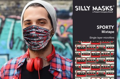 Silly Masks Sporty - Mix tape