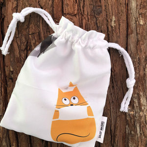 Silly Cats Pouch