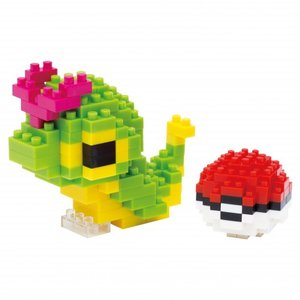 Nanoblock Pokémon - Caterpie