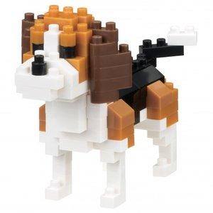 Nanoblock Dog - Beagle