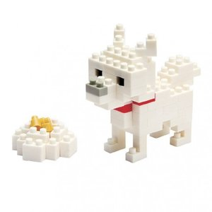 Nanoblock Dog - Hokkaido inu