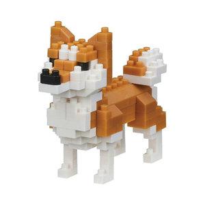 Nanoblock Dog - Shiba inu