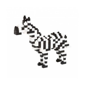 Nanoblock - Zebra