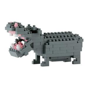 Nanoblock - Hippopotamus