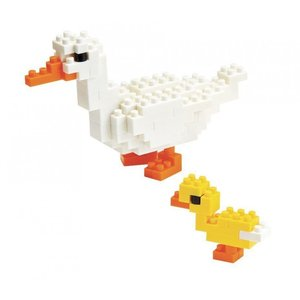 Nanoblock - Duck