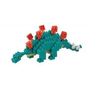 Nanoblock Dinosaurs - Stegosaurus