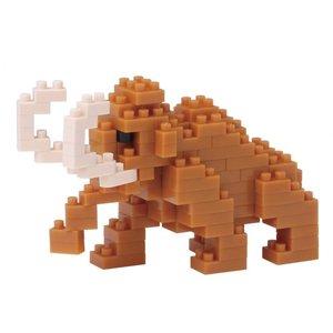 Nanoblock Dinosaurs - Mammoth