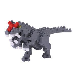 Nanoblock Dinosaurs - Allosaurus