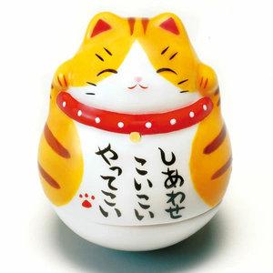 Lucky Cat Roly Poly (Okiagari-koboshi)
