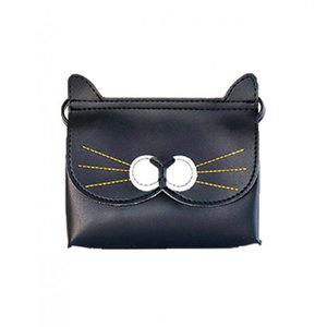 Shoulder Bag – Yang the Black Cat