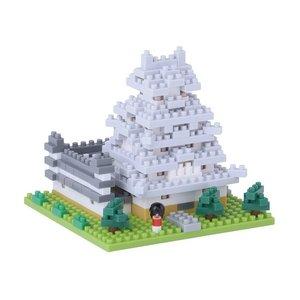 Nanoblock Monument - Himeji Castle Japan
