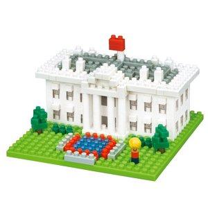 Nanoblock Monument - The White House USA