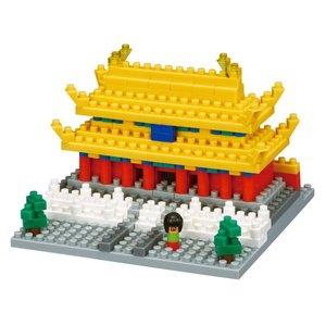 Nanoblock Monument - The Forbidden City China