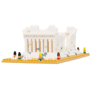 Nanoblock Monument - The Parthenon Greece