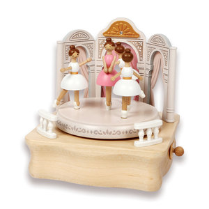 Wooderful Life Music Box – Ballet