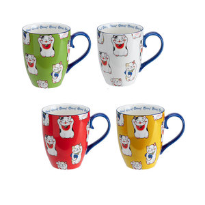 TDS – Kawaii Lucky Cat Mug