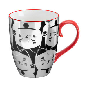 TDS – Lucky Cat Mug