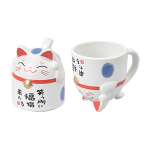 TDS – Manekineko Mug